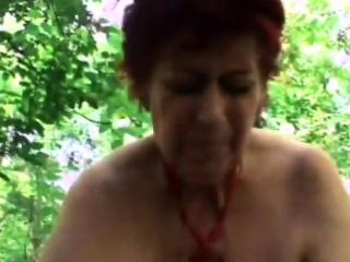 Flawless fat GILF masturbating and doing perfect bj