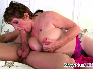 Old Slut Vs Stud