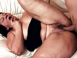 Big Butt Granny - 81