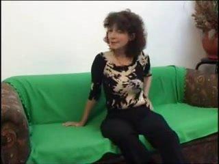 Moden Kvinde & Ung Fyr - Aged Woman & Youthful Mate three