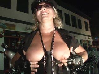 Exotic pornstar in incredible big tits, dildos/toys xxx clip