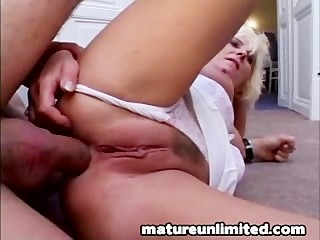 Anal is the place mom get drilled